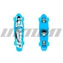 [언노운크루져보드] ILLUSTRATOR 김정윤 X UNKNOWN 333 Limited Edition 22 Wood Cruiser Board [ BLUE ]
