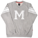 포디멘션(4DIMENSION) (m) sweat_shirt gray