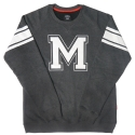 포디멘션(4DIMENSION) (m) sweat_shirt charcoal