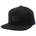스투시 컬러 도트 트위드 캡 (STUSSY COLOR DOT TWEED CAP) 131335-BLAC
