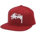 스투시 스톡 FA14 캡 (STUSSY STOCK FA14 CAP) 131347-BURG