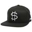 STUSSY MONEY CAP 131360-BLAC