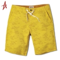 알타몬트(Altamont) [Altamont] WAVY SHORT (Yellow)