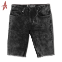 알타몬트(Altamont) [Altamont] ALAMEDA SLIM DENIM SHORT (Worn Black)