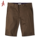 알타몬트(Altamont) [Altamont] DAVIS SLIM SHORT (Brown)