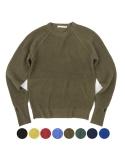 Basic Warmer Round Knit