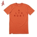 알타몬트(Altamont) [Altamont] LOCKSTEP S/S(ORANGE)