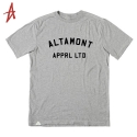 알타몬트(Altamont) [Altamont] NONGAME S/S(GREY/HEATHER)