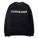 `15 S/S Loups Blancs Logo Sweatshirt