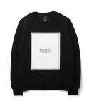SW8311(boxlogo Sweatshirt) _BLACK