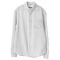 UTS 32 cross dot shirts_off white(남여공용)