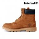 팀버랜드 맨 6 바식 워터프루프 부츠 / 19076 / Mens 6 Basic Waterproof Boots Rust Nubuck