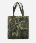 CAMOUFLAGE SHOPPER BAG