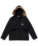 Arctic Coat Black