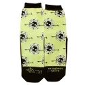 cancan socks_lemon