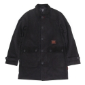 4DMS_SINGLE COAT (Black)