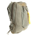 로스코 VINTAGE CANVAS FLIGHT BAG OLIVE DRAB
