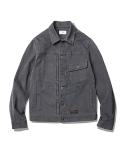 Holden Heavy Moleskin Jacket Charcoal
