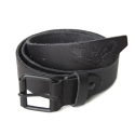 UTM 11 heavy leather eagle belt_black