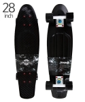 STUNTB TECHNICAL LTD CRUISER BOARD BLACK(블랙휠)