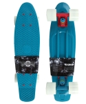 스턴트비 STUNTB TECHNICAL LTD CRUISER BOARD AQUA(화이트휠)