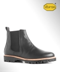 컬러콜라(COLOR COLLA) MONTAGNA BLOCK CHELSEA BOOTS