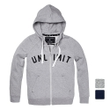 언리미트(UNLIMIT) Unlimit - Base Hood Zip-Up