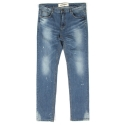 UTD 02 stretch bright washing denim_blue