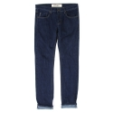 UTD 05 forest selvedge denim_indigo