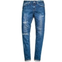 모디파이드(MODIFIED) M0451 st Davids distressed jeans