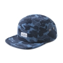 레이어 유니온(LAYER UNION) CAMO FLEECE CAMPCAP BLUE