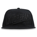 리쿼브랜드(LIQUOR BRAND) THE ORIGINAL BLACK SNAPBACK