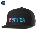 에트니스(Etnies) [Etnies] CORPORATE 5 SNAPBACK HAT YOUTH(Black)