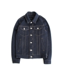 제로() 13.5oz Raw Denim Jacket