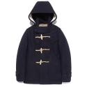 DUFFLE COAT DA [NAVY]