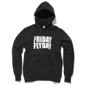 얼마이티(ALMIGHTY) Flyday Fleece Hood (black)