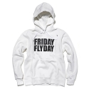 얼마이티(ALMIGHTY) Flyday Fleece Hood (white)