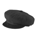 뉴욕 햇(NEW YORK HAT CO.) CANVAS SPITFIRE (BLACK)