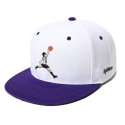 하이비션(HYBITION) Jump Sailor SnapBack Hat White