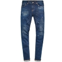 M#0456 dundee stretch washed jeans