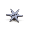 블랙스케일(BLACK SCALE) BLACK SCALE Six Point Star Pin