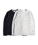 Cotton Long-Sleeve With Trim