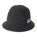 UHG 11 cross dot dom buckethat_black(남여공용)