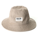 UHG 13 tetragon oxford buckethat_beige(남여공용)