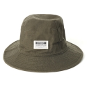 UHG 14 tetragon oxford buckethat_khaki(남여공용)