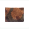 모우(MOW) leather cardcase camouflage