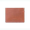 모우(MOW) leather cardcase brown