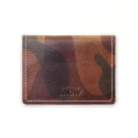 모우(MOW) leather billfold camouflage