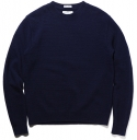 디스이즈네버댓() HEAVY KNIT SWEATER_NAVY