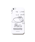 N.S IPHONE CASE_WHITE